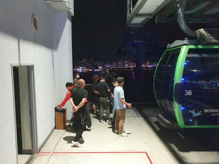 한국관광공사 선정 야간관광 100선 사진촬영